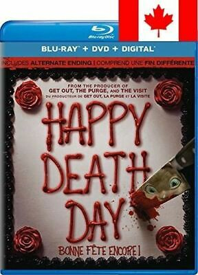 Happy Death Day [Blu-ray] (Bilingual)