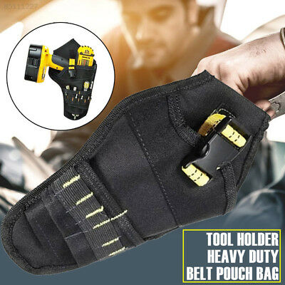 9DC4 Durable Drill Holster Oxford Cloth Hand Tool Repair Kits Electric Drill