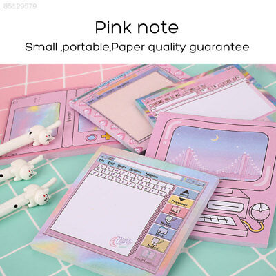 75BD Notes School Office Stationery Supplies Paper Computer Notebook Students