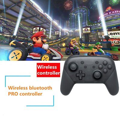 Bluetooth Wireless Pro Controller Gamepad + Charging Cable for Nintendo Switch