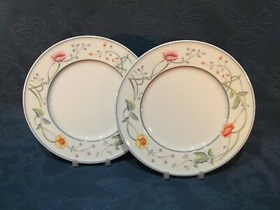 "Villeroy & Boch Albertina  6.25"" Tea / Side Plate - Pair of Two Plates (E3)"