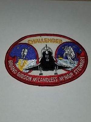 space shuttle challenger mission patch - photo #23