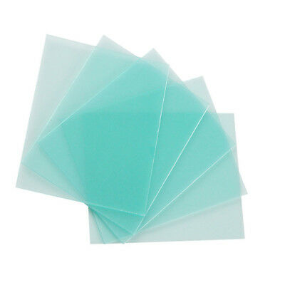 10x Replacement PC Clear Welding Cover Lens Protective Plate for Welding Helmet