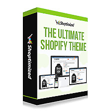 SALE!!!!Shoptimized Shopify Theme Version 5.0.3 For Unlimited Number Of Stores