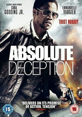Absolute Deception (DVD) (NEW AND SEALED) (REGION 2)