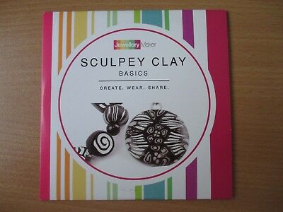 Sculpey Clay Jewellery Maker DVD (PAL) new original disc make your own jewellery