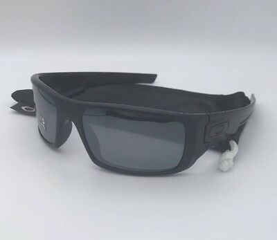 0bf549f23eb New Oakley Crankshaft Sunglasses Oo9239-06 Matte Black   Black Iridium  Polarized