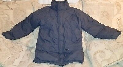 BOY S MARMOT AJAX Puffer Down Jacket New With Tags Cobalt Blue Size ... 8280ba77f