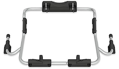 Bob 2016 Single Infant Car Seat Adapter for Graco, Black