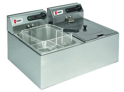 Parry 1862 Twin Fryer - Counter Top - Electric 13A
