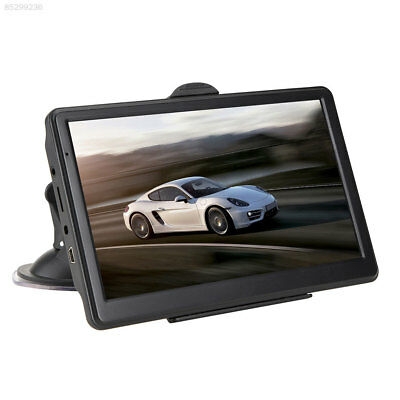 DF83 Vehicle Navigation MP4 FM Transmit Sensors GPS Navigator Multifunctional