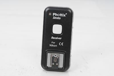Phottix Strato TTL Flash Trigger Receiver for Nikon                         #10D