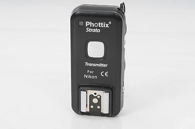 Phottix Strato TTL Flash Trigger Transmitter for Nikon                      #05E