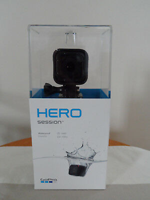 Gopro Hero Session 1080P Hd Waterproof Action Camera Chdhs-102 Black Wi-Fi New !