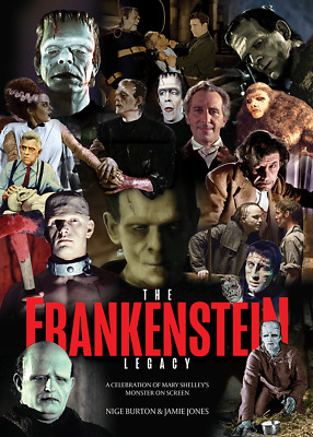 The Frankenstein Legacy Luxury Guide Book: Monster Movie History
