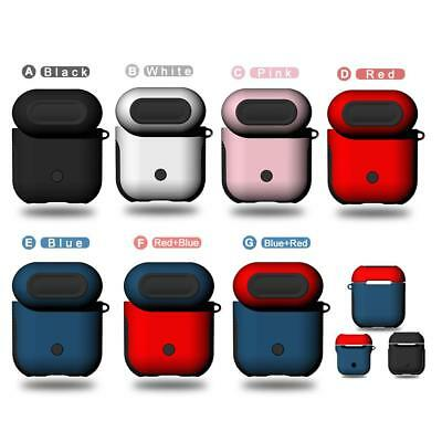 Wireless Bluetooth Earphones Headphone Earbuds For Apple AirPods Charging Box