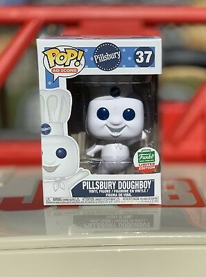 Pillsbury Doughboy Funko Pop Icon! 12 Days of Christmas Free Shipping