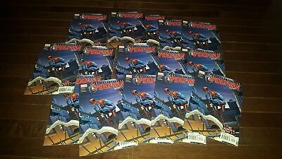 15 Issues ...spectacular Spider-Man #2 The Hunger Part 2 (2003).. Nm-/nm