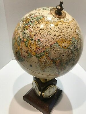 "Vintage Replogle World Classic Globe 9"" Diameter"