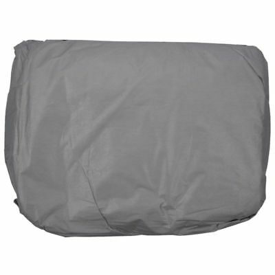 5X(Waterproof Medium 2 Layer Full Car Cover Breathable UV Protect Indoor Out B7)