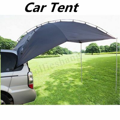 SUV Shelter Truck Car Tent Trailer Awning Rooftop Camper Outdoor Canopy