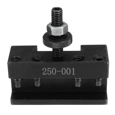 No.250-001 Up to 8'' OXA Quick Change Tool Post Turning Facing Holder Lathes Kit