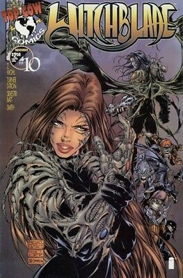 Witchblade (1995) #  10 (9.0-VFNM) FIRST APPEARANCE DARKNESS