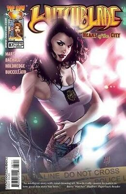 Witchblade (1995) #  87 (9.4-NM) ADAM HUGHES