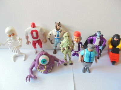The Real Ghostbusters Kenner Slimer Sammlung Collection Action Figures Choose