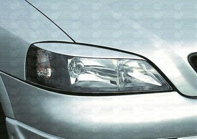 OPEL ASTRA G Eyebrows Headlight Lids Eyelids Brows VAUXHALL ASTRA G