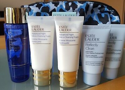 Estee Lauder Set ☆ Perfectly Clean, Advanced Night Micro Cleansing, Gentle Eye ☆