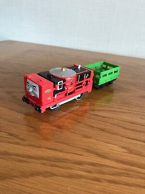 Thomas The Tank Engine Trackmaster Motorised Glynn With Tender