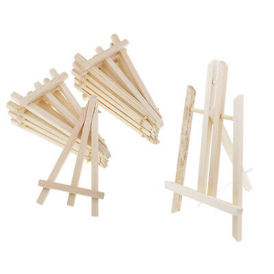11 Wooden Artist Tabletop Easel for Art Painting Drawing Canvas Stand Holder