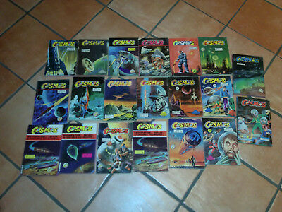 Lot de 33 pocket Aredit-Artima (comics N&B) Poches