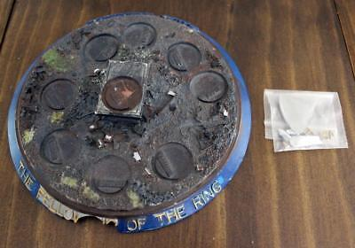 Lord of the Rings SBG Balin's Tomb Display Stand Games Workshop damaged