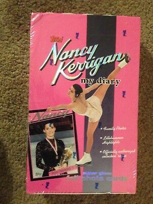 The Nancy Kerrigan Collection - Full Sealed Box (36 packs)