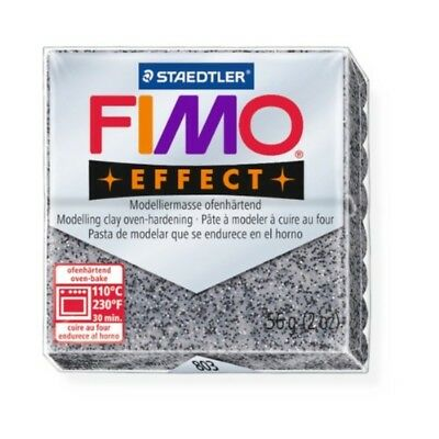 Staedtler Fimo Effect Granite (803) Polymer Modelling Clay Oven Bake 56g