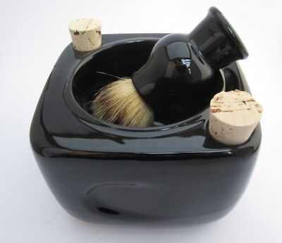 Cube Shaving Scuttle