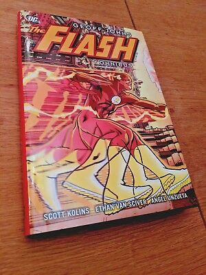 The Flash Omnibus Vol 1 - Geoff Johns Dc Comics HC OOP