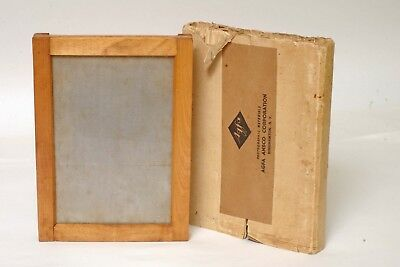 F90163~ Vintage Agfa Contact Printing Frame – Very Clean 4x5