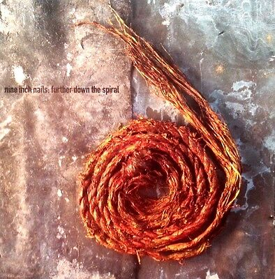 Nine Inch Nails Cd Further Down The Spiral No Back Cover Free Post In Australia