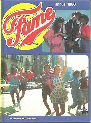Fame Annual 1986 (As seen on BBC TV)