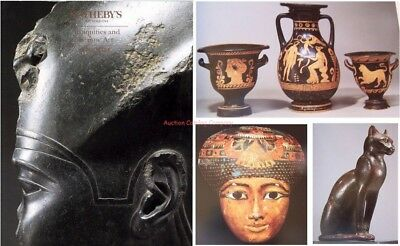 Sothebys catalog ANTIQUITIES and ISLAMIC Works of Art #6579 Greek Roman Egyptian