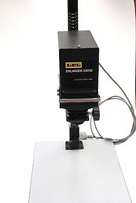 Lpl 3301D 35Mm Black And White Enlarger / Copy Stand