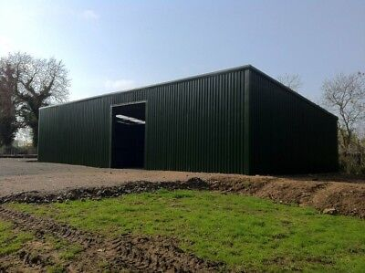 Farm Building,agricultural Shed,hay Shed,steel Building Storage Unit