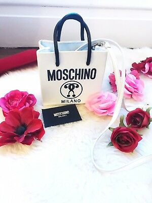 4eac355796 RARE NEW Authentic MOSCHINO Orange   Gold Logo Oversized Sunglasses MO771  S04.