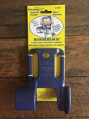 Estwing Hammerlock HH1 Hammer Holster fits 12-280Z hammers 4 pack free shipping