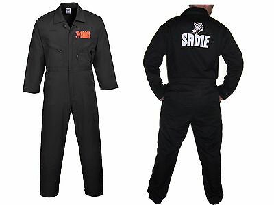 SAME Tractor custom embroidered Boiler suit / Overall / Coverall