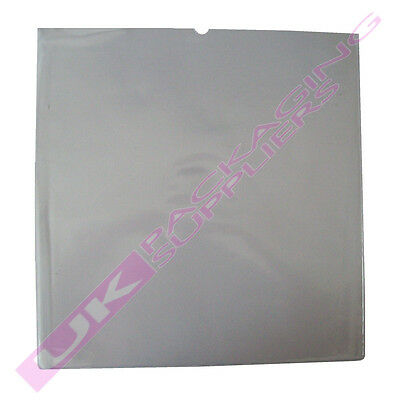 """10 STRONG 160Mu CLEAR PVC SLEEVES COVERS FOR LARGE 12"""" LP RECORD VINYL 326x326"""