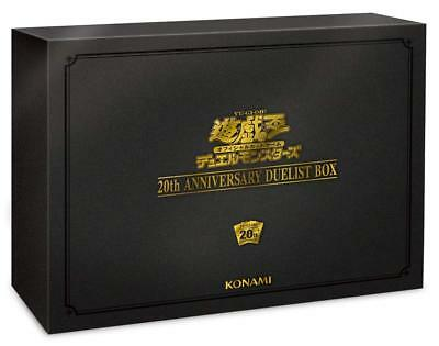 Konami Yugioh OCG Duel Monsters 20th Anniversary Duelist Box